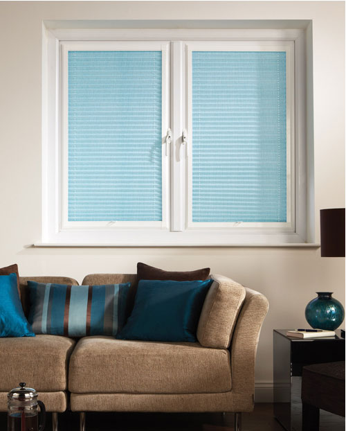 Pleated Perfectfit Blind